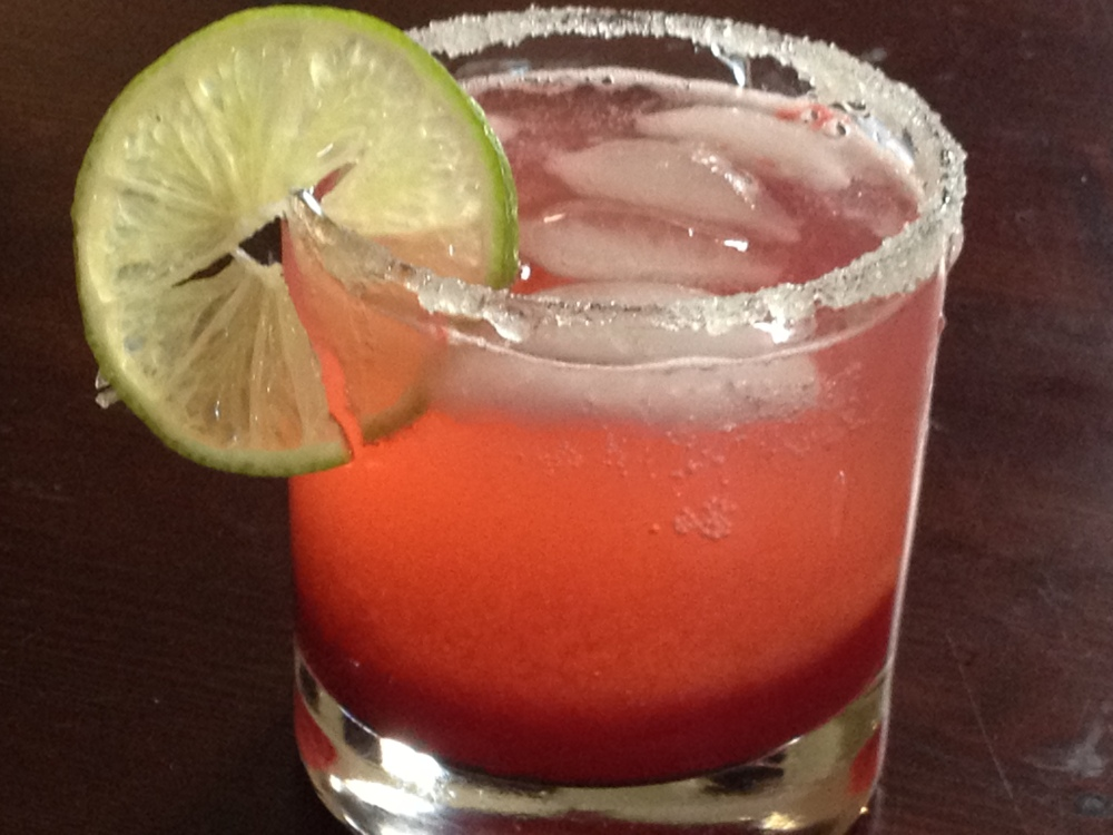 Marx Food Cocktails And Mocktails Recipe Contest-Bloody Mary And Plum Juniper Berry Fizz (2/2)