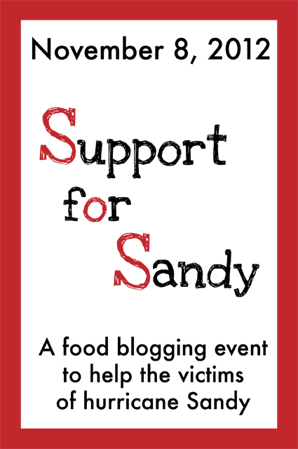 Food Bloggers Unite To Help Victims of Sandy