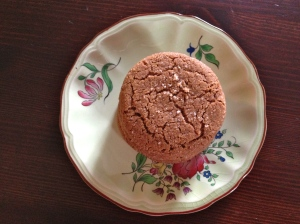 Ginger Spiced Molasses Sugar Cookie