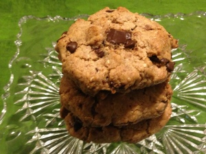 Super Size Chocolate Chip Cookies