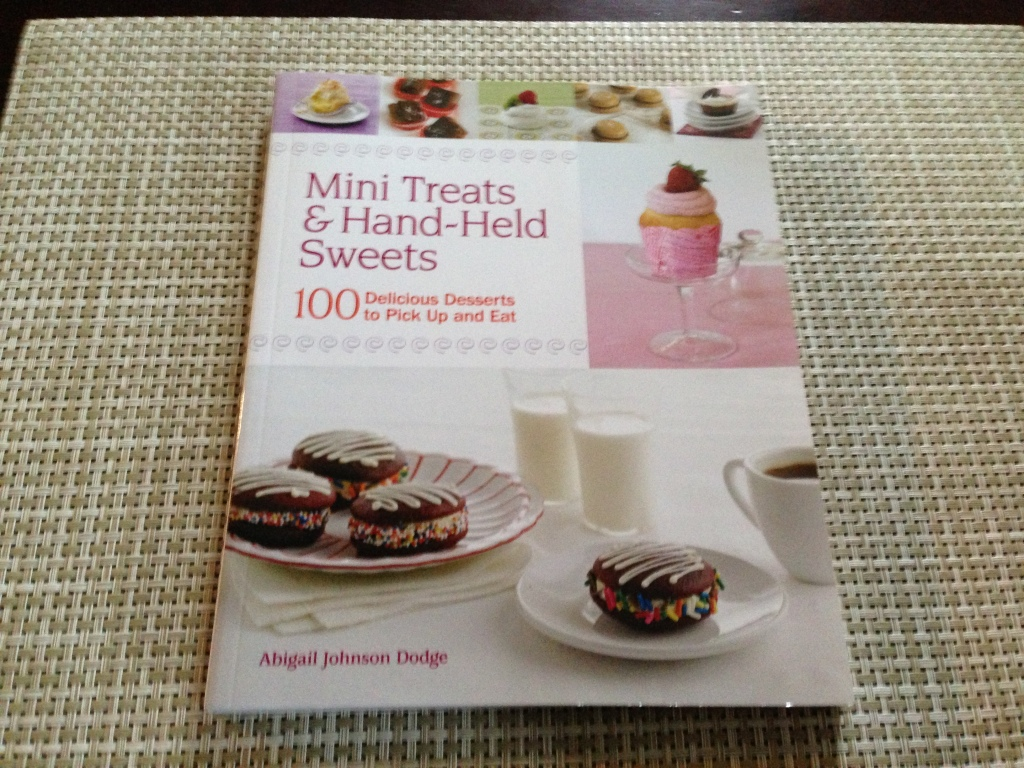 Mini Treats And Hand Held Sweets