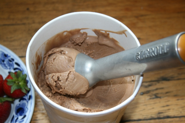 Chocolate Cheesecake Ice Cream