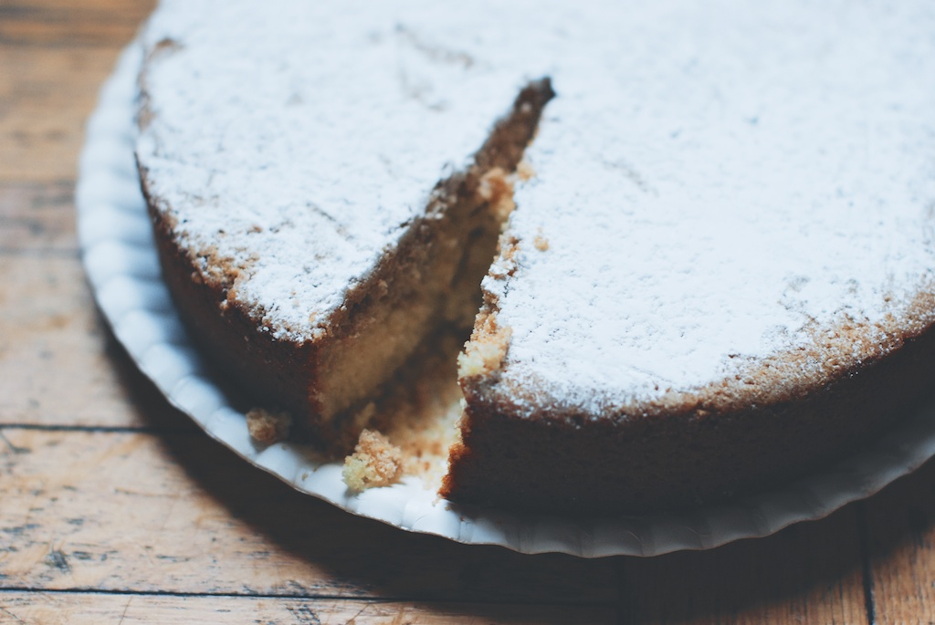 Cake photo by Cristina