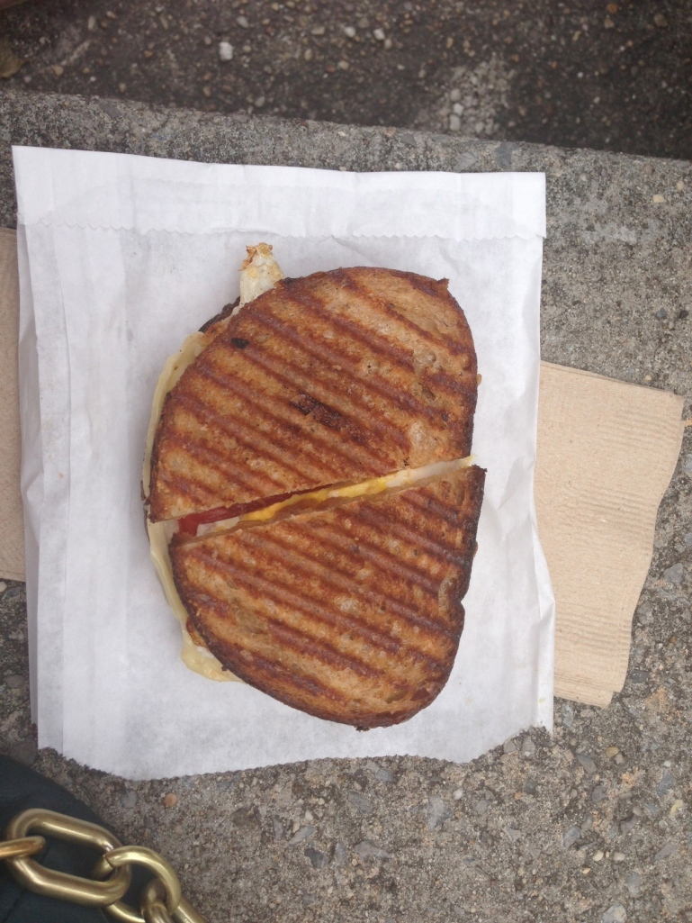 Em's grilled cheese