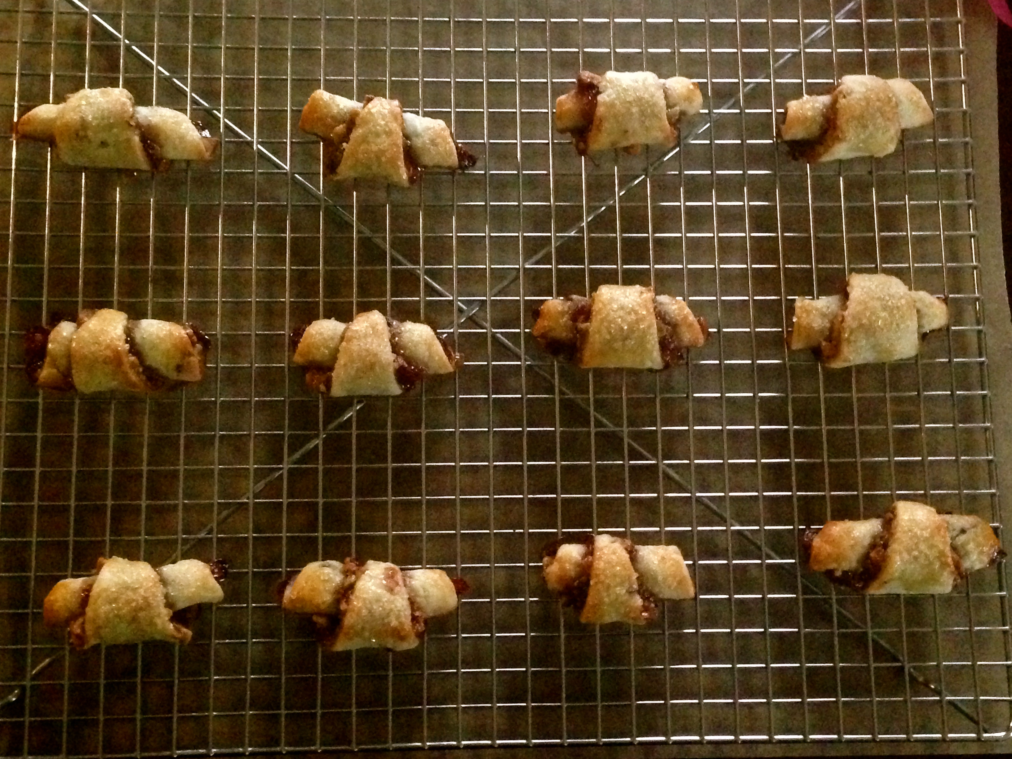 Caramel Rugelach Recipes — Dishmaps