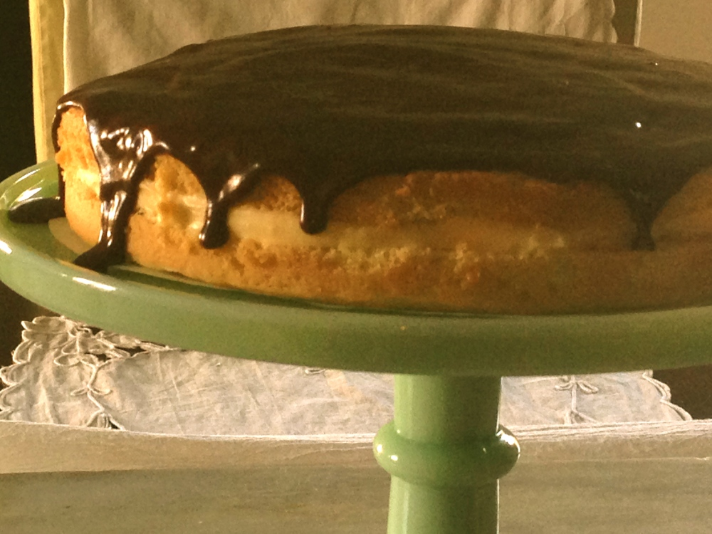 The Basics- Creme Patissiere, Genoise And A Boston Cream Pie (4/6)