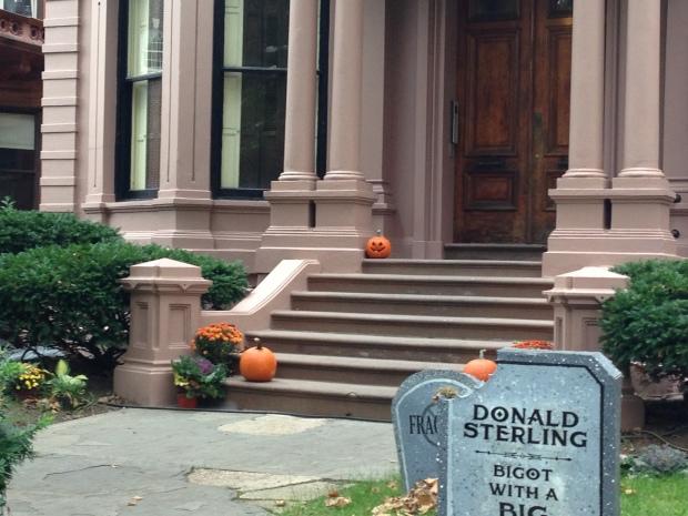 Next door to 313 Clinton
