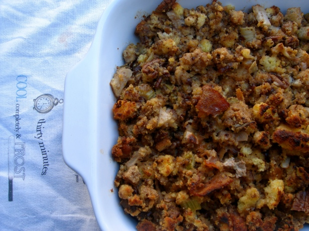 Dressing or stuffing