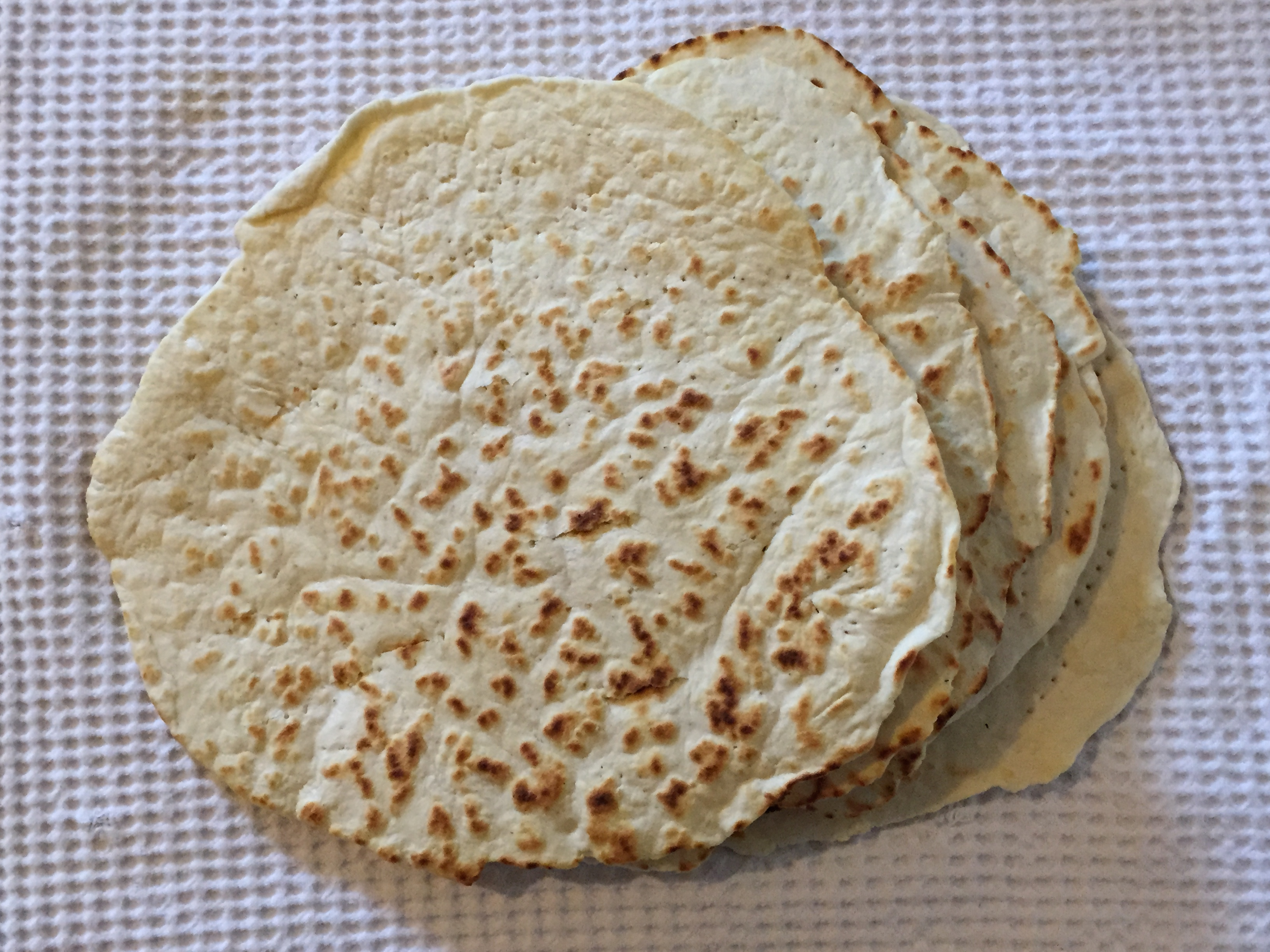 Nonna's Piadina And A Breakfast Pizza | apuginthekitchen