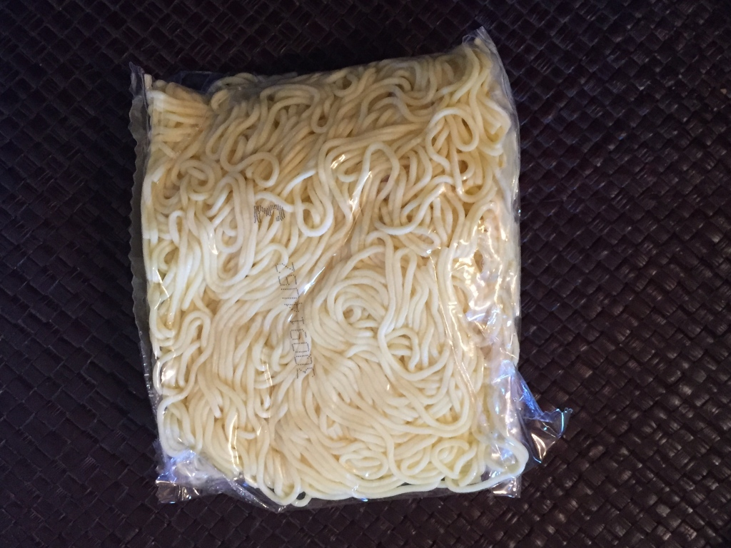 fresh noodles
