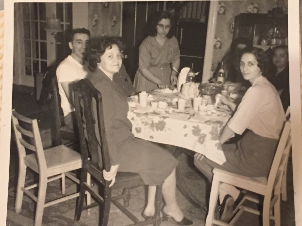 Mom, Dad, Aunt Dee, Terry and Great, great Aunt Concetta