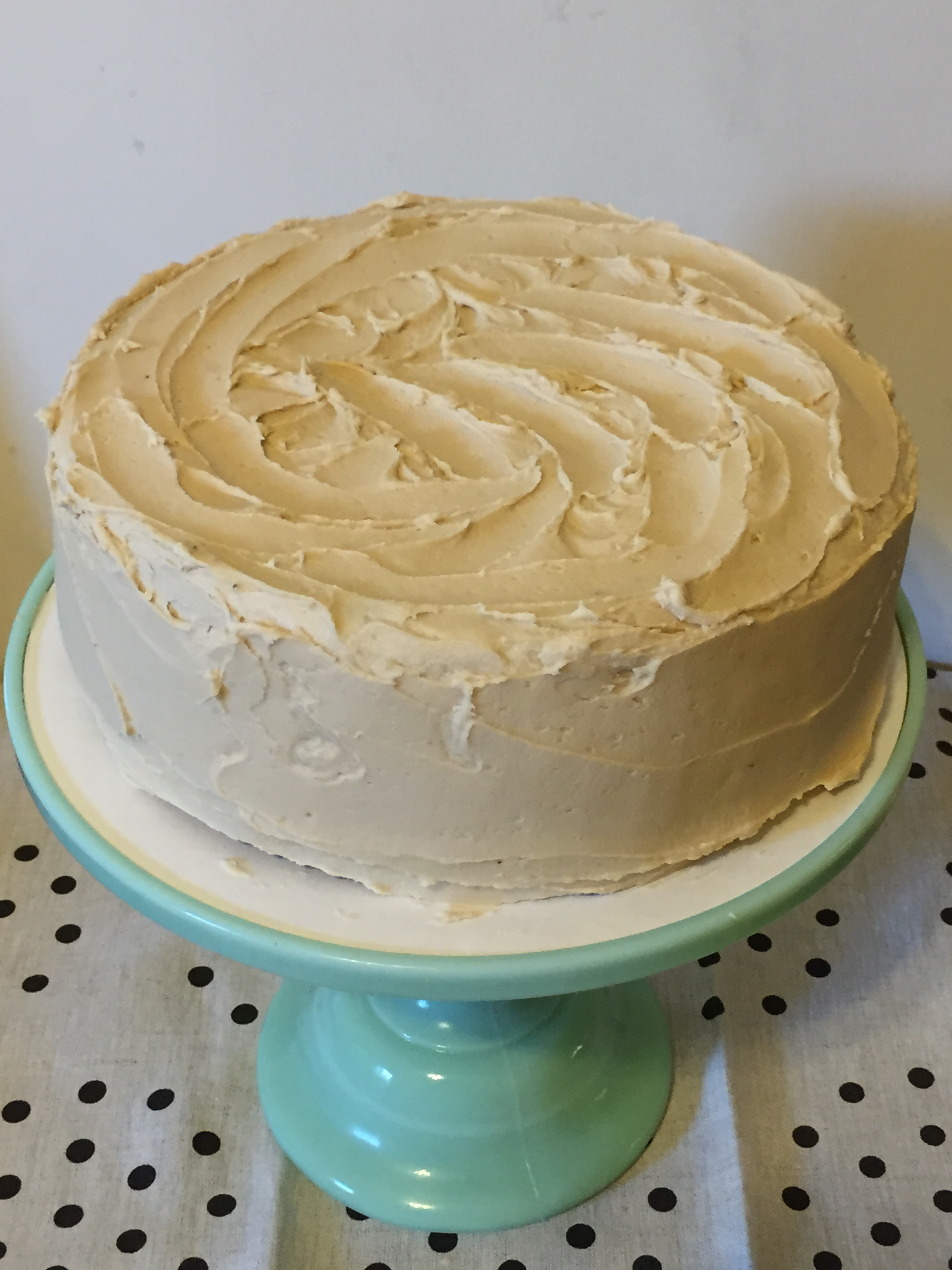 Permalink to Chocolate Cake With Penuche Frosting