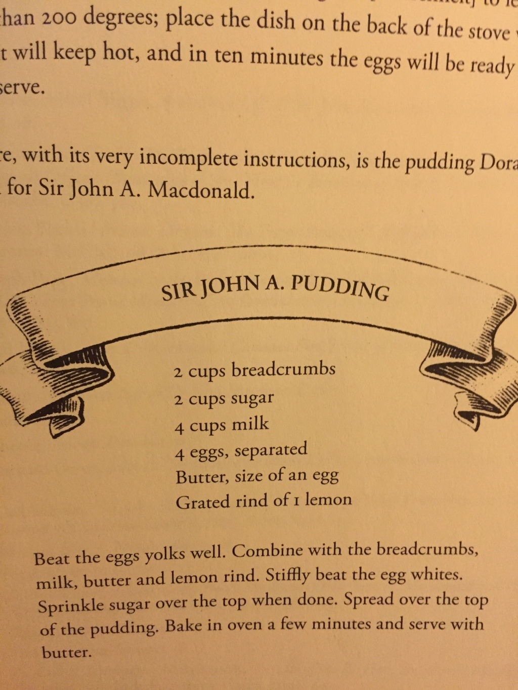 Sir John A. Pudding