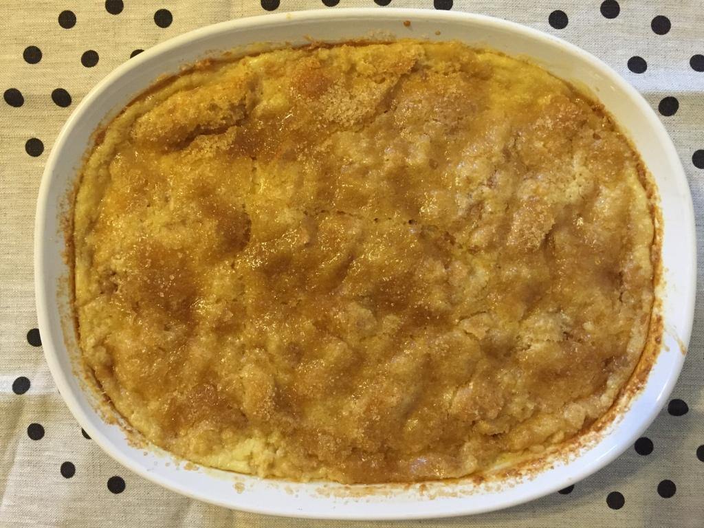 Sir John A's Pudding