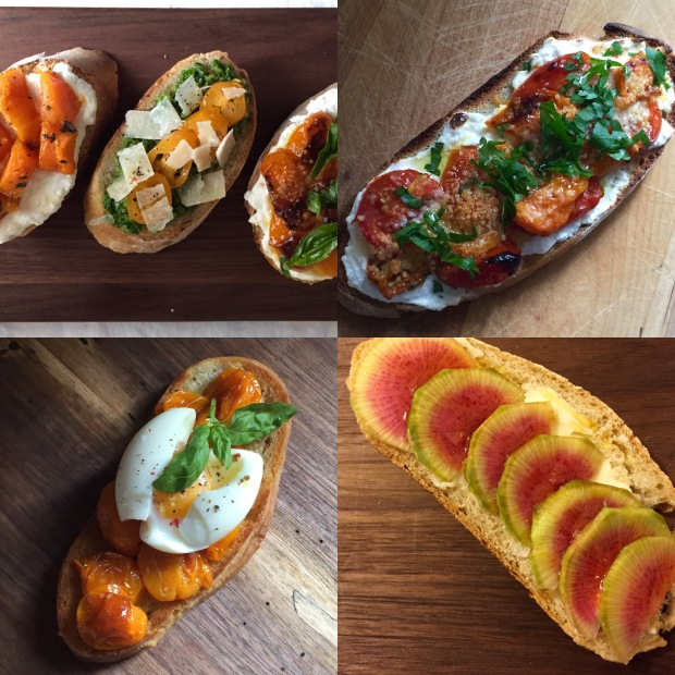 More Bruschetta ideas