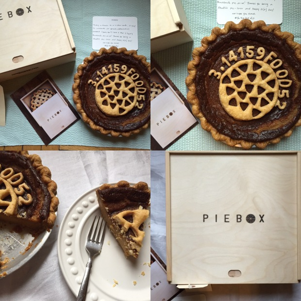 Pi Day Surprise