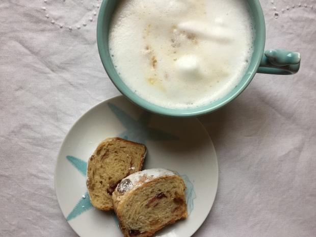 earl grey vanilla latte